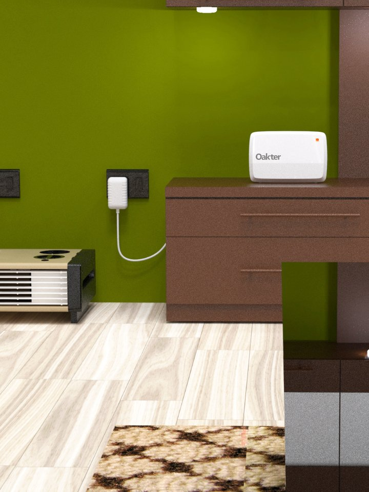 Smart Home Hub For Home Automation Wifi Oakter